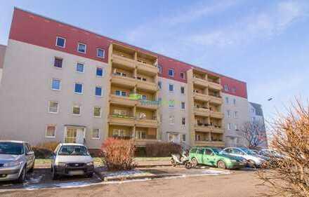 Gohlis-Nord: 3 Zimmer Wohnung im 1. OG, Bad mit Badewanne, Laminatfußboden!