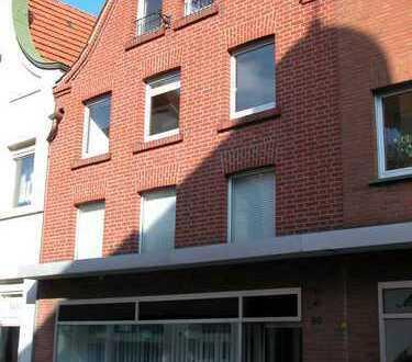 Große Stadt-Wohnung auf 2 Ebenen in zentraler Lage mit Garten im Künstlerviertel von Warendorf