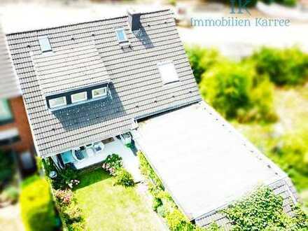 Zweifamilienhaus mit Büro-/ Praxis-Einheit im Herzen von Pulheim