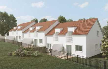 Kleineres Neubau - Reiheneckhaus mit 4 Zimmern in Hepberg