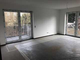 Erstbezug mit Balkon: moderne 3-Zimmer-Wohnung in Münster