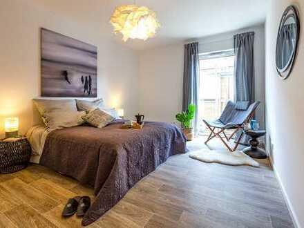 Für Senioren: Durchdachte 2 Zimmer Wohnung mit Serviceangebot in Hellersdorf