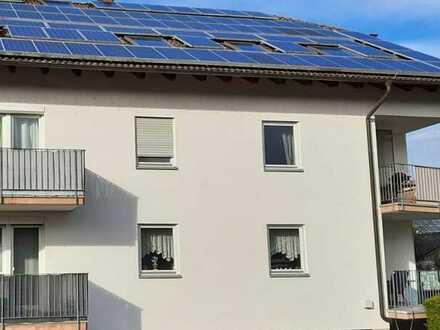 Gepflegte 3-Raum-Wohnung mit Balkon in Biberach