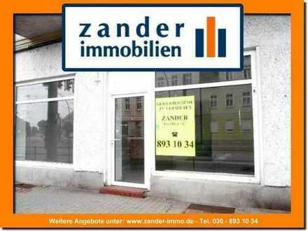 HOHENZOLLERNDAMM - BELEBTES UMFELD - Erdgeschossfläche mit Schaufenster