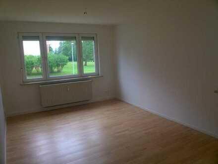 Wohnung im Erdgeschoss mit Fußbodenheizung im Bad