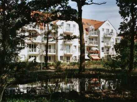 Schöne Wohnung in S-Bahnnähe