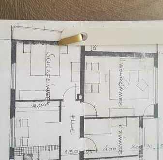 Schöne vier Zimmer Wohnung in Neustadt an der Weinstraße, Kernstadt