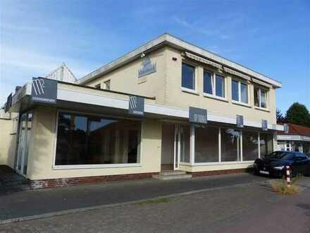 *Friedeburg-Zentrum* großzügiges Wohn -u. Geschäftshaus