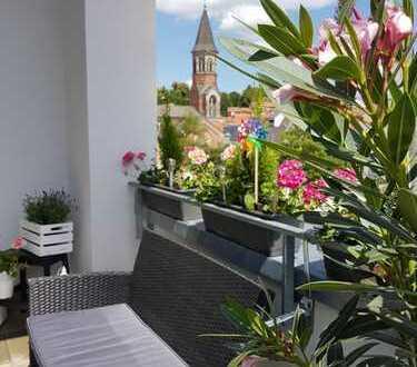 Wunderschöne DG-Wohnung in Nattheim, (Heidenheim)