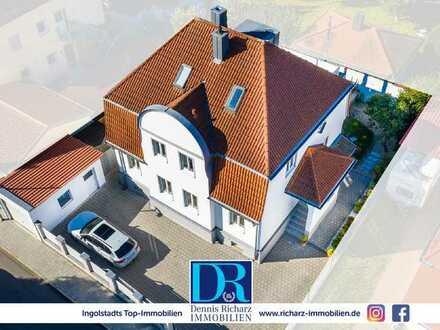 Möblierte Dachgeschosswohnung mit Altbau-Charme und EBK in ruhiger Lage!