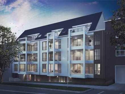 2-Zi. Dachgeschosswohnung * ca. 91m² * Barrierefrei * Loggia+Balkon * Aufzug * Tiefgarage und mehr