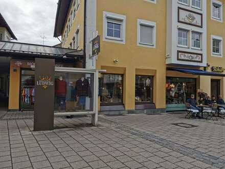 Gewerbefläche / Ladenfläche Fußgängerzone Sonthofen