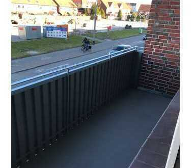 Renovierte helle freundliche 1ZKB mit Balkon