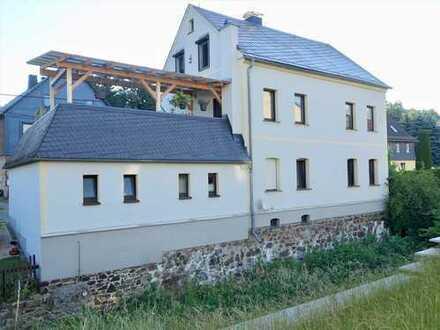 TOP ausgestattetes EFH mit Einliegerwohnung in Mülsen