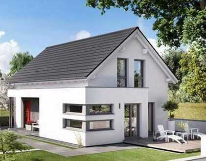 Das moderne Familienhaus in Etzelwang