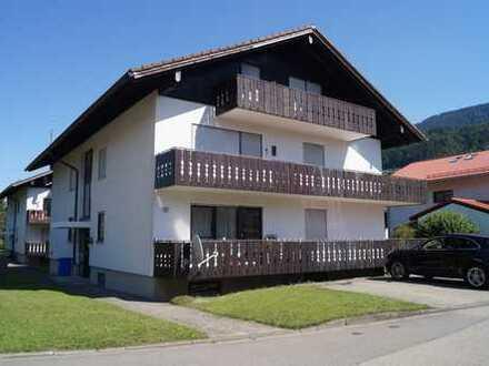 Ruhiges Appartement - Zwischen Alpsee und Oberstaufen gelegen