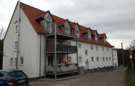 Solide Kapitalanlage - Schöne, vermietete 4-Zimmer-Eigentumswohnung mit großem Balkon in Donauwörth