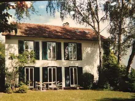 Villa im franz. Landhausstil auf dem Sachsenhäuser Berg