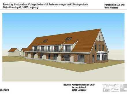 Neubau Wohnung auf der Insel Langeoog