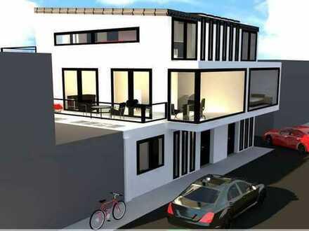 NEUBAU nach IHREM WUNSCH: Designer Haus - Architekten Haus - Gehobene Gegend - Black White House
