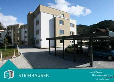 Gut geschnittene 4-Zi. Wohnung mit Garten im Dreisamtal – (Neuwertig)