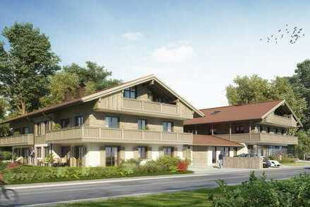 PALAIS KARL-THEODOR Exklusive Neubau-Wohnung 1.1 | OG | Süd-West