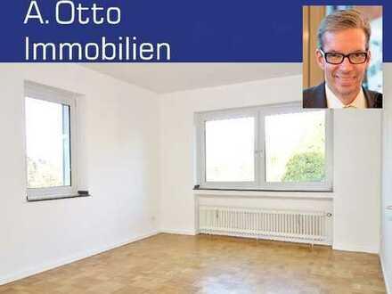 Krefeld - Bockum / Buschstr., gemütliche 3 Zimmer Wohnung im 1. OG, Balkon, Wannenbad mit Fenster