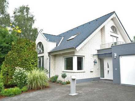Open-Living im stilvollen Einfamilienhaus