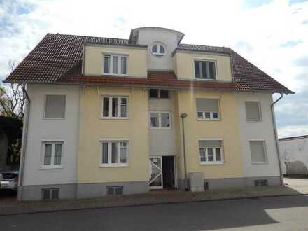 Wertanlage - gut vermietete 3-Zimmerwohung mit Balkon und Garage in Herxheim
