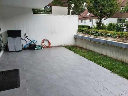 2008 sanierte, großzügige 2 Zimmerwohnung mit EBK, gr. Terrasse in Feuerbach, Duplex inkl.