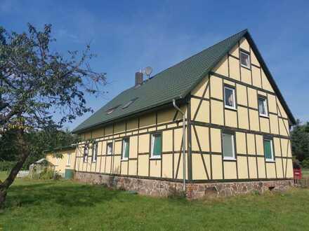 Fachwerkhaus für mehrere Generationen