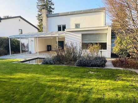 Seltenheit: Frei stehende 1-Fam.-Villa in Pasing, 850 m² Grund, ruhige Lage Nähe Stadtpark