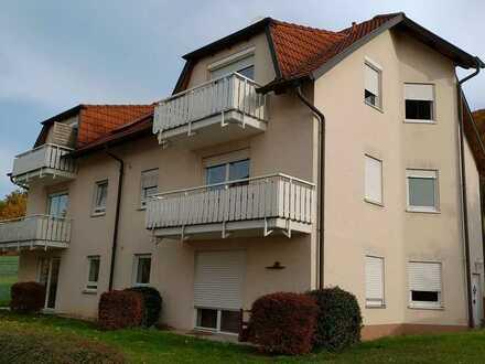 3- Raum-Wohnung im Grünen