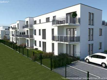 Mit Keller!! WHG 10: Terrassenwohnung, Gartenanteil und Stellplatz! KFW-Förderung möglich!