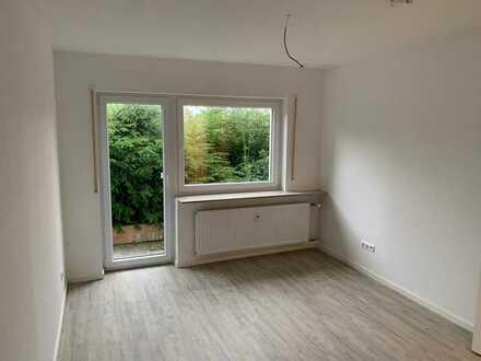 Renovierte 4-Zimmer-Wohnung mit Terrasse in ruhiger Wohnlage