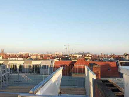 !! Zweitbezug - 2 Zimmer-Dachgeschosswohnung mit Dachterrasse !!