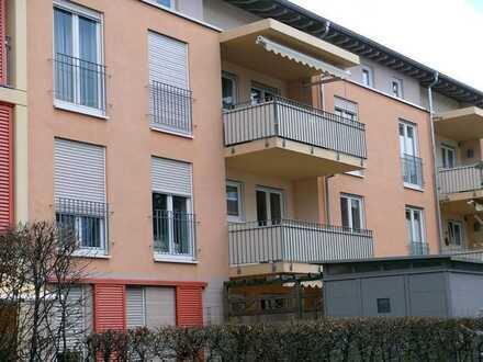 Attraktive helle 3-Zimmer-Wohnung,, 78 qm, ruhige Oststadt-Lage