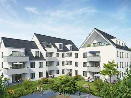 2 Zimmer OG - Wohnung mit Loggia - Markgröningen