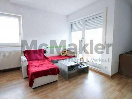Modernisierte 2-Zi.-Maisonette-ETW mit 2 Balkonen nahe Heidelberg