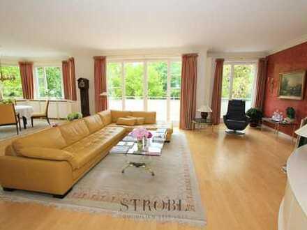Furnished Flat - Möblierte 3-Zimmer Wohnung am Isarhochufer - Menterschwaige