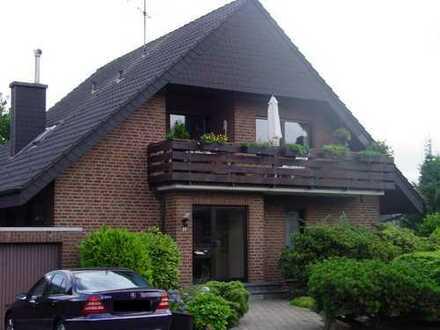 Großzügige 4-Zimmer-Wohnung mit Garten in Brüggen-Born