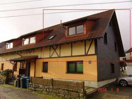 Attr. 3,5 Zimmer Maisonette-Whg in Hildburghausen (Kreis), Hildburghausen