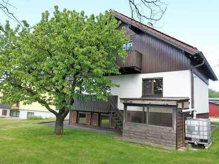 NUR für GEWERBE-TREIBENDE: Wohnhaus mit Gewerbeeinheit in Wangen !