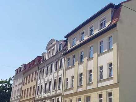 Bautzen: Ruhig gelegene 2,5-Raum-Dachgeschosswohnung mit sehr guter Rendite