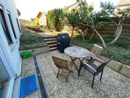 Moderne Single ELW - schöne Gartenterrasse in ruhigem/grünen Wohngebiet RT-Ohmenhausen mit Glasfaser