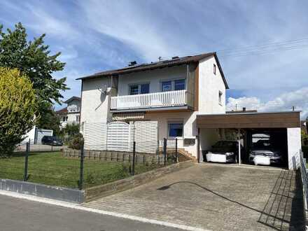 Einfamilienhaus Traumgrundstück Doppelgarage kurzfristig bezugsfrei