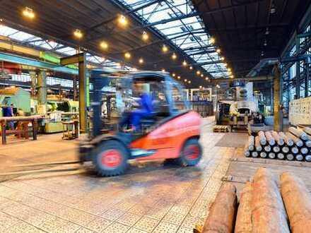 Vielseitig nutzbares Industrie-, Lager-, Serviceobjekt mit Verwaltungsflächen - (Beispielfoto)