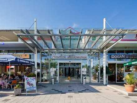 Attraktive 220 qm Einzelhandels-/Gewerbe-/Gastro-Fläche im EKZ Kelheim zu vermieten