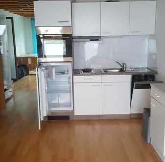Attraktive, neuwertige 1-Zimmer-EG-Wohnung in Bissingen mit gehob. Innenausstattung nur f. Pendler