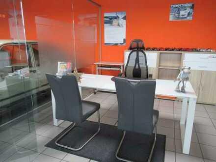 Verkaufsfläche mit Büro in zentraler und verkehrsgünstiger Lage von Bad Honnef-Aegidienberg